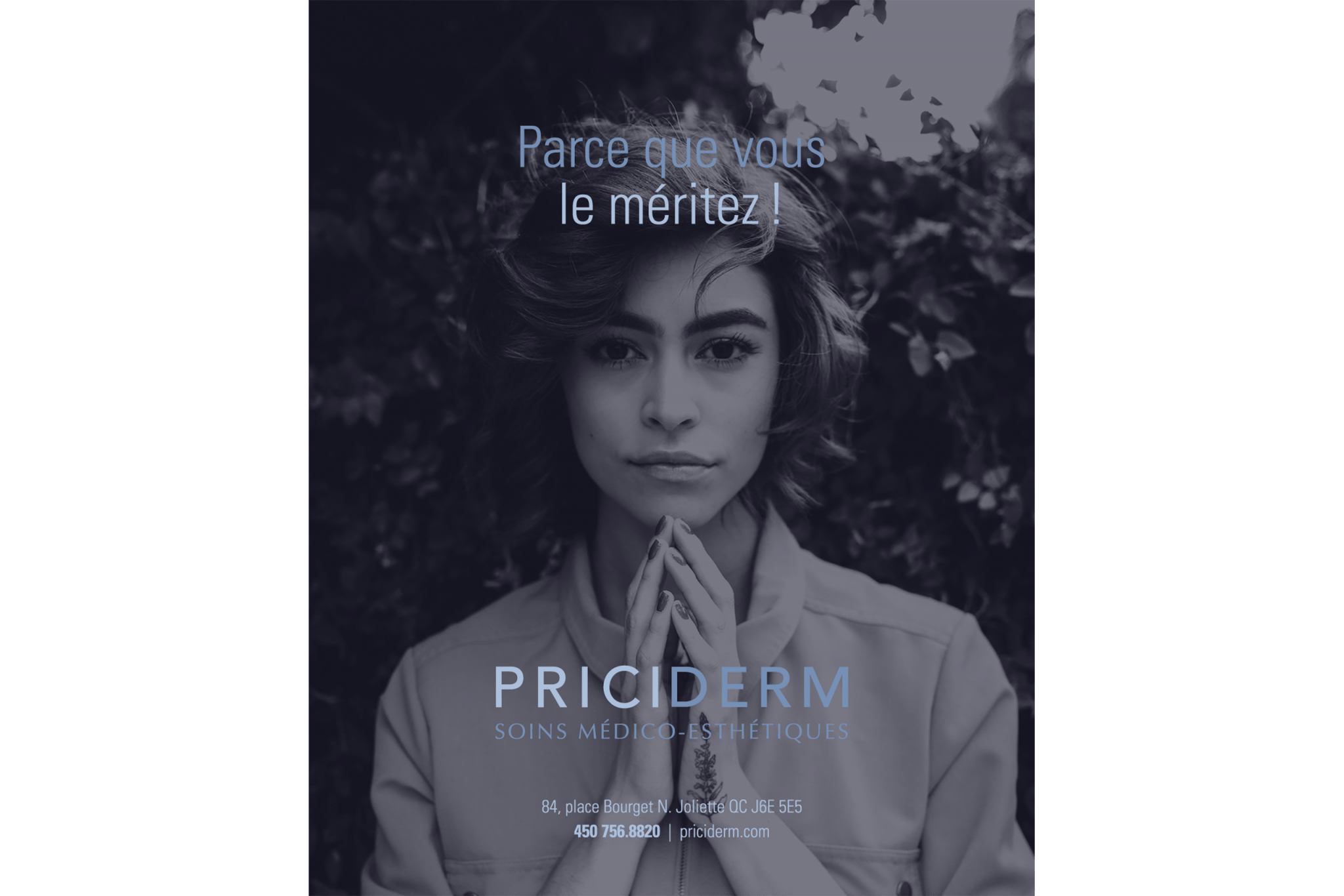 Priciderm_Projets_affiche